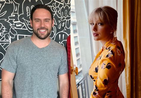 Scooter Braun has addressed his 'feud' with Taylor Swift ...