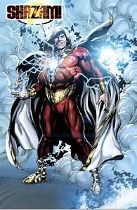 Let's All Marvel at SHAZAM's Family Tree - Freaksugar