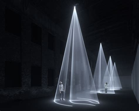 See The Light Anthony Mccall's 'solid Light Works' Bklyner