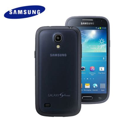 samsung s4 mini gebraucht official samsung galaxy s4 mini protective cover plus navy blue reviews