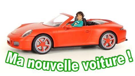 porsche playmobil ma nouvelle porsche 911 carrera s 3911 vidéo playmobil