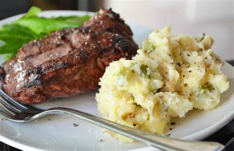 steak and potatoes hand s on steak incredible potatoes so gourmet kitchenry
