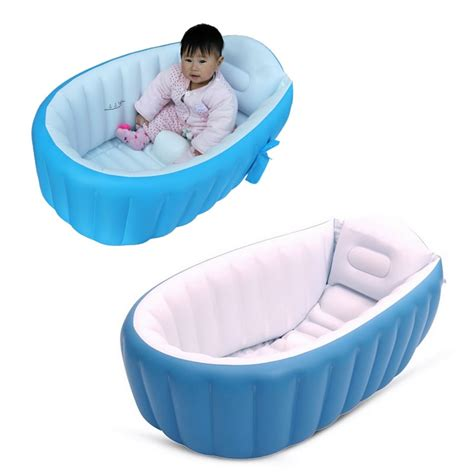 portable baby infant swimmingpool travel inflatable bath