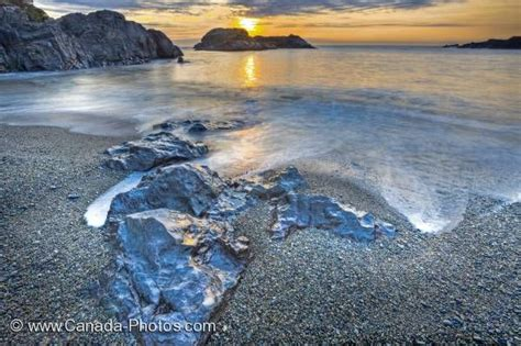 pacific rim national park sunset photo travel idea canada