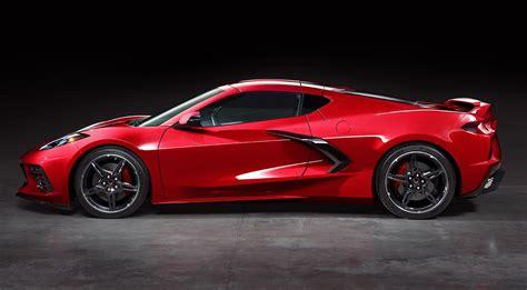2020 Mid-engine Chevrolet Corvette