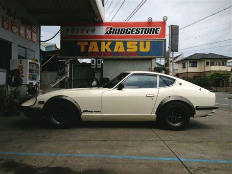 Datsun 240zg by Fairlady 240z