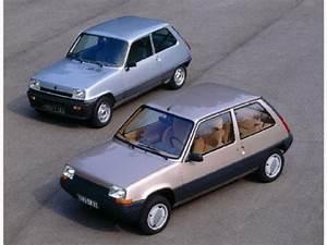 Renault Super 5 Five : fiche technique renault r5 super 5 five ann e 1989 ~ Medecine-chirurgie-esthetiques.com Avis de Voitures
