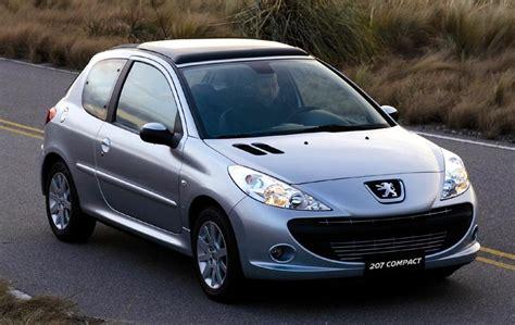 peugeot small automatic cars peugeot 207 compact nuevo motor hdi y más conectividad