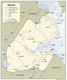 NationMaster - Maps of Djibouti (5 in total)