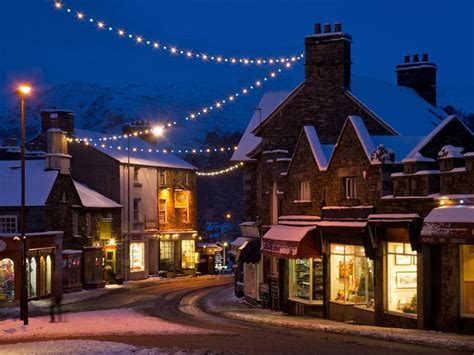 10 Reasons to Visit the Lake District this Winter