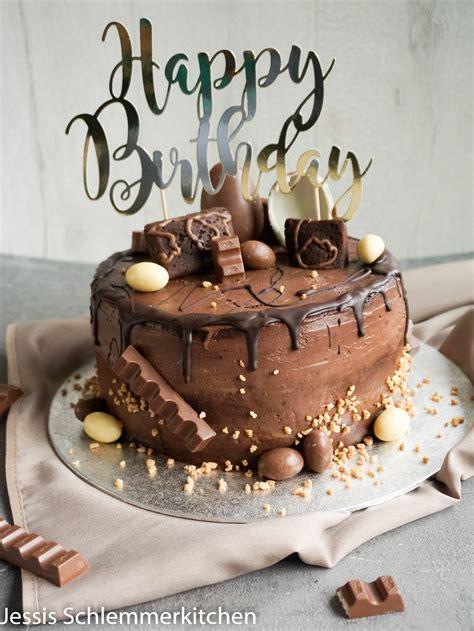 schokoladen nutella torte jessis schlemmerkitchende