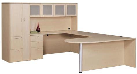 u shaped home office desk offices desks shape desks desks chairs hutch desks