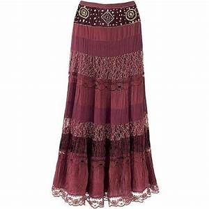 Image Gallery long skirts designs