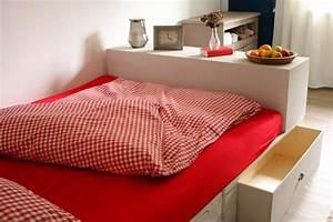 Bett Aus Europaletten Kaufen : palettenbett selber bauen anleitungen ideen ~ Michelbontemps.com Haus und Dekorationen