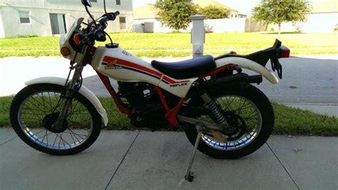 1986 Honda Reflex Tlr200 Tlr 200 For Sale On 2040-motos