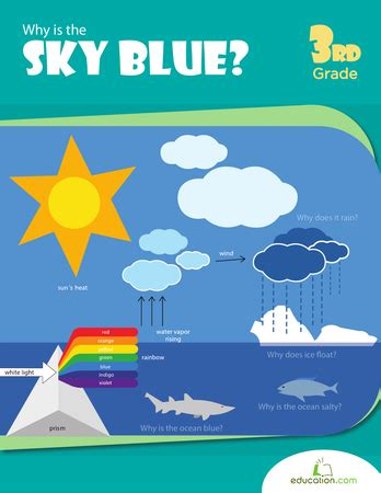 Why Is The Sky Blue?  Workbook  Educationcom. Modern Living Room Tables. Dining Room Images. Turquoise And Grey Decor. Wedding Decoration. Creative Room Dividers. Decorative Wall Clocks For Living Room. Interior Decorating Classes. Decorative Door Mats