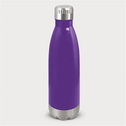 Bottle Drink Metal Mirage Dark Bottles 700ml