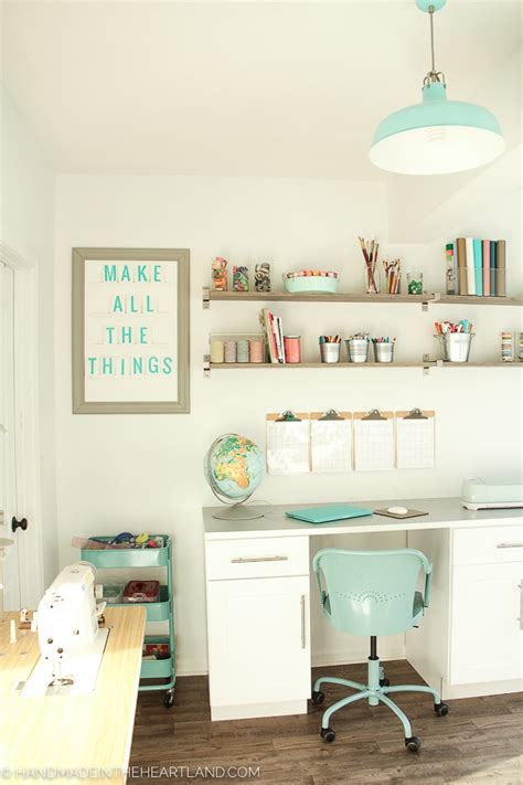 How To Declutter And Organize Craft Supplies Conquer