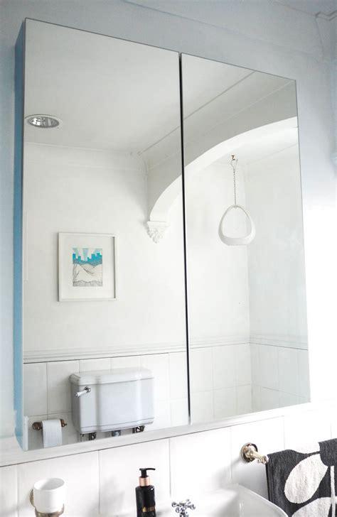 Ikea Mirror Cabinet Bathroom by The Ikea Godmorgon Bathroom Mirror Cabinet