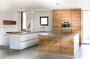 Küche Modern Mit Kochinsel Holz : k chen modern holz wei ~ Bigdaddyawards.com Haus und Dekorationen