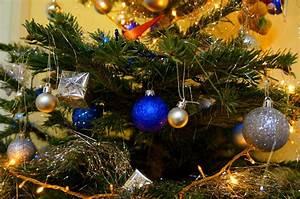 Geschmückter Weihnachtsbaum Fotos : geschm ckter weihnachtsbaum lizenzfreie fotos bilder ~ Articles-book.com Haus und Dekorationen