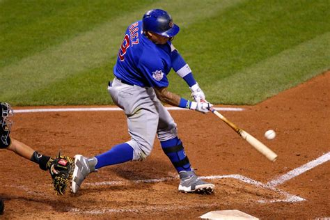 cubs rout pirates     win  baezs