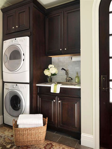 washer and dryer cabinet ideas stackable washer and dryer design ideas