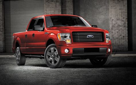 Ford F-150 Stx Supercrew 2014 Widescreen Exotic Car