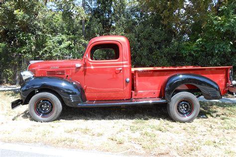 1946 Dodge 34ton Pickup 205788