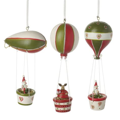 wooden hot air balloon hanging decorations  designs