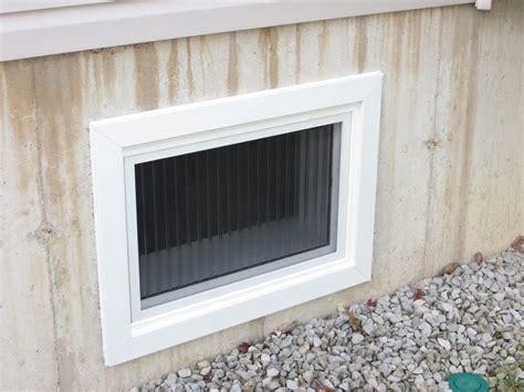 Basement Security Window Installation In St Louis