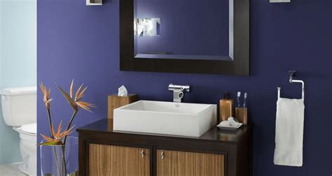 Painting Ideas For Small Bathrooms by Paint Color Ideas For A Small Bathroom