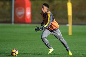 Cohen Bramall makes first Arsenal appearance: Chuba Akpom ...
