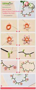 Instructions On How To Make Cheap Flower Seed Beads