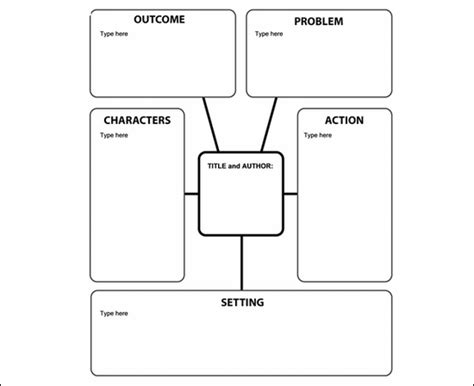 brainstorming template 8 ms word templates that help you brainstorm mind map your ideas quickly image