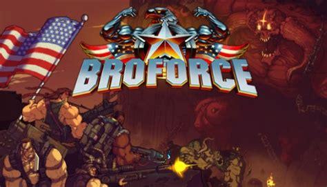 broforce lightning strikes  update introduces broden