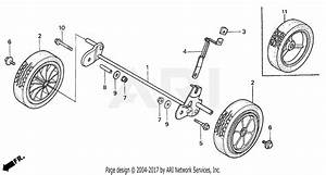 Bicycle Rear Wheel Parts Diagram