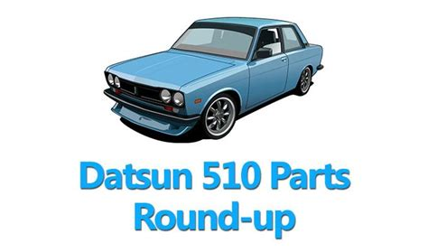 Datsun 510 Aftermarket Parts by Datsun 510 For Sale Bluebird Classifieds Wagon Coupe