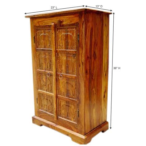 solid wood kitchen corner storage armoire cabinet