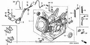Honda Engines Gx390k1 Qa2 Engine  Jpn  Vin  Gcaa