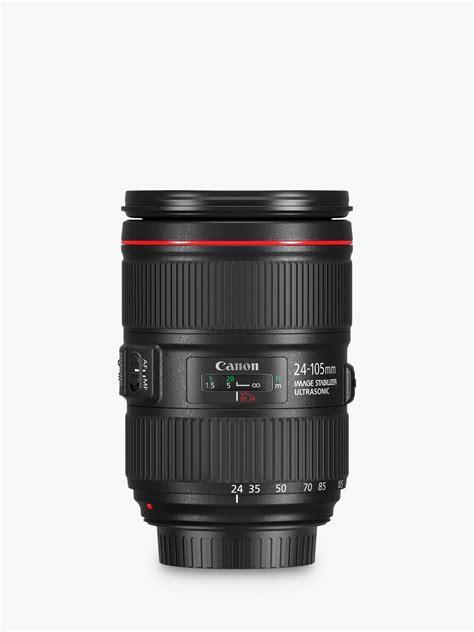 Canon EF 24-105mm f/4L IS II USM Standard Zoom Lens at