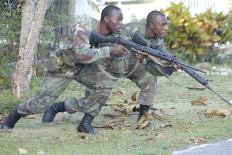 commando training rbdf