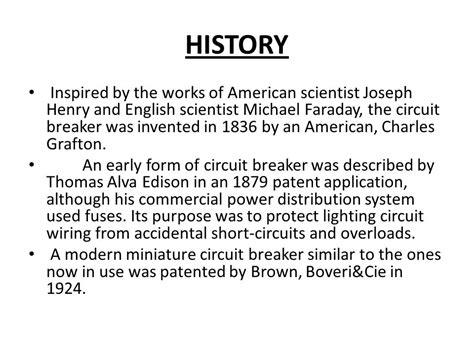 circuit breakers ppt