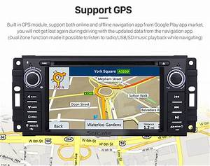 Android Touch Screen Radio Gps For 2005