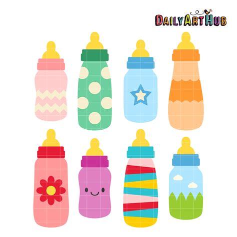 Bottle Clip Baby Bottles Clipart Clipground