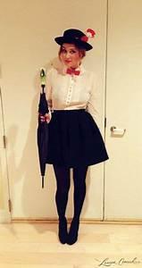 Schneemann Kostüm Selber Machen : mary poppins kost m selber machen diy anleitung fasching pinterest halloween kost m ~ Frokenaadalensverden.com Haus und Dekorationen