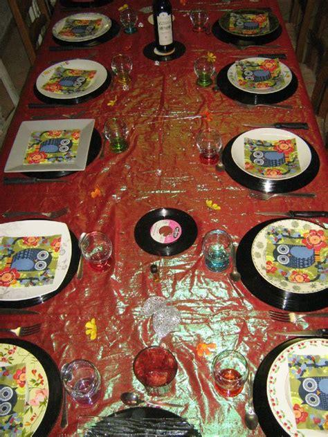 disco et vinyls tables et d 233 co d estelle