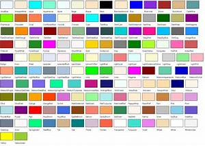 547  U2013 Specifying Colors By Name In Blend