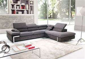 modern design moblinea With tapis ethnique avec canape d angle tetiere