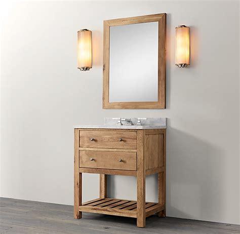 comprar muebles de bano mueble de baño en madera eucaliptus 8 000 00 en